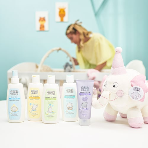 لوازم بهداشتی نوزاد و کودک